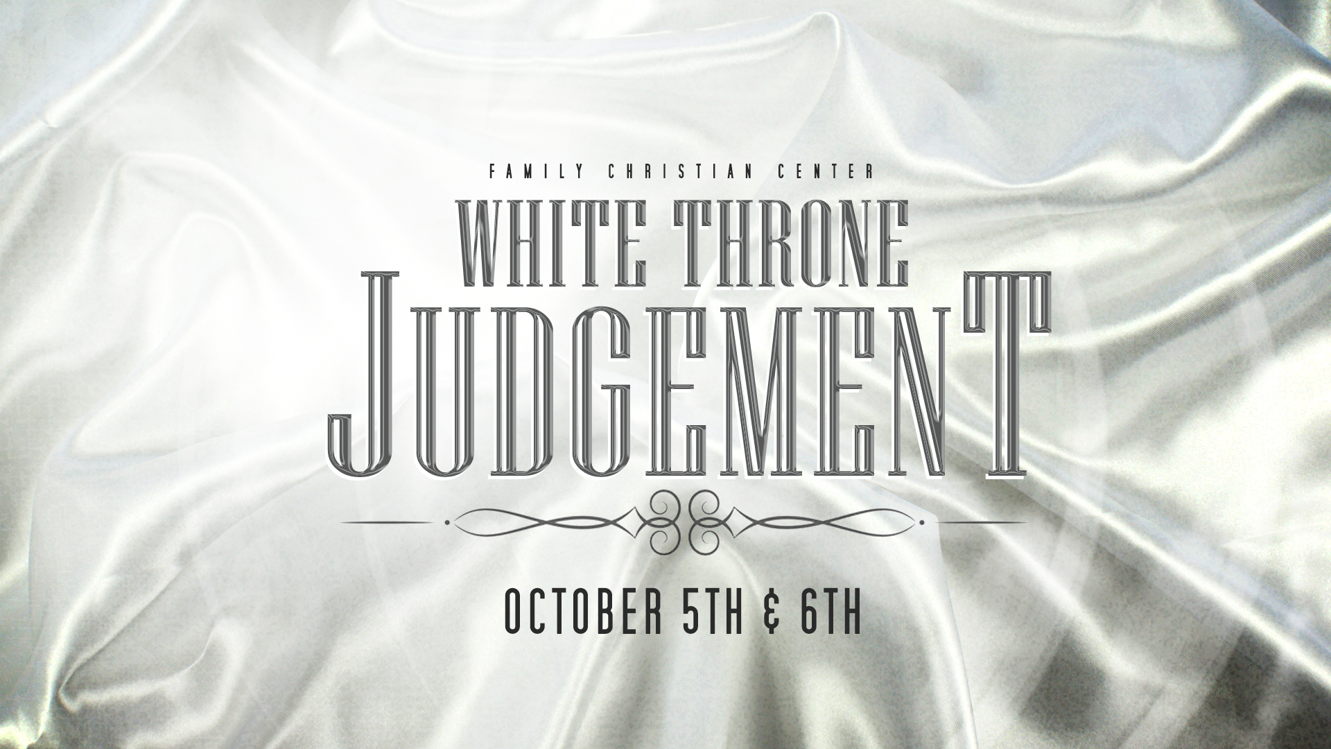 White Throne Judgement