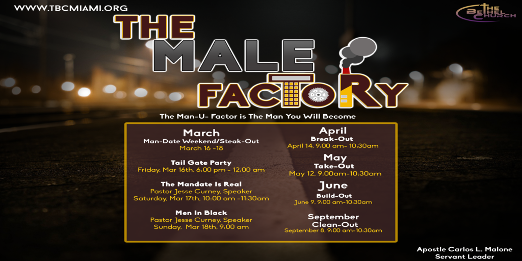 The Male Factory