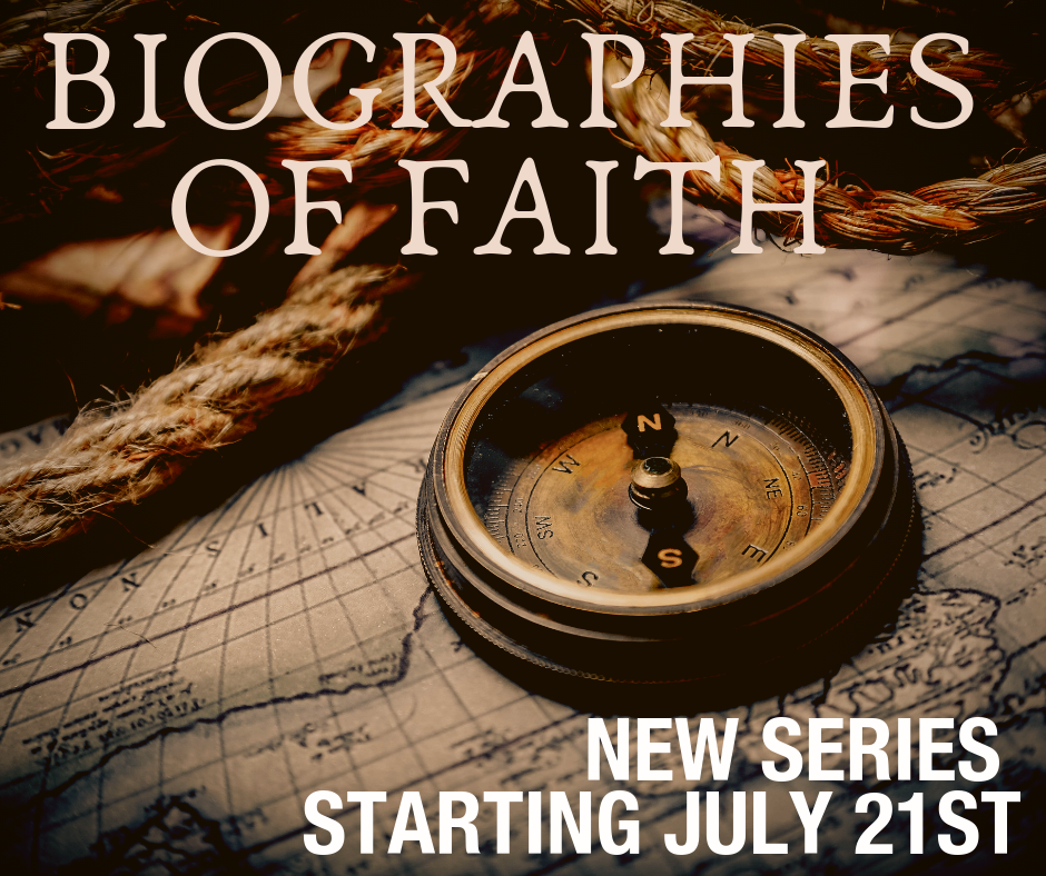 Biographies of Faith