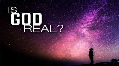 Is God Real?