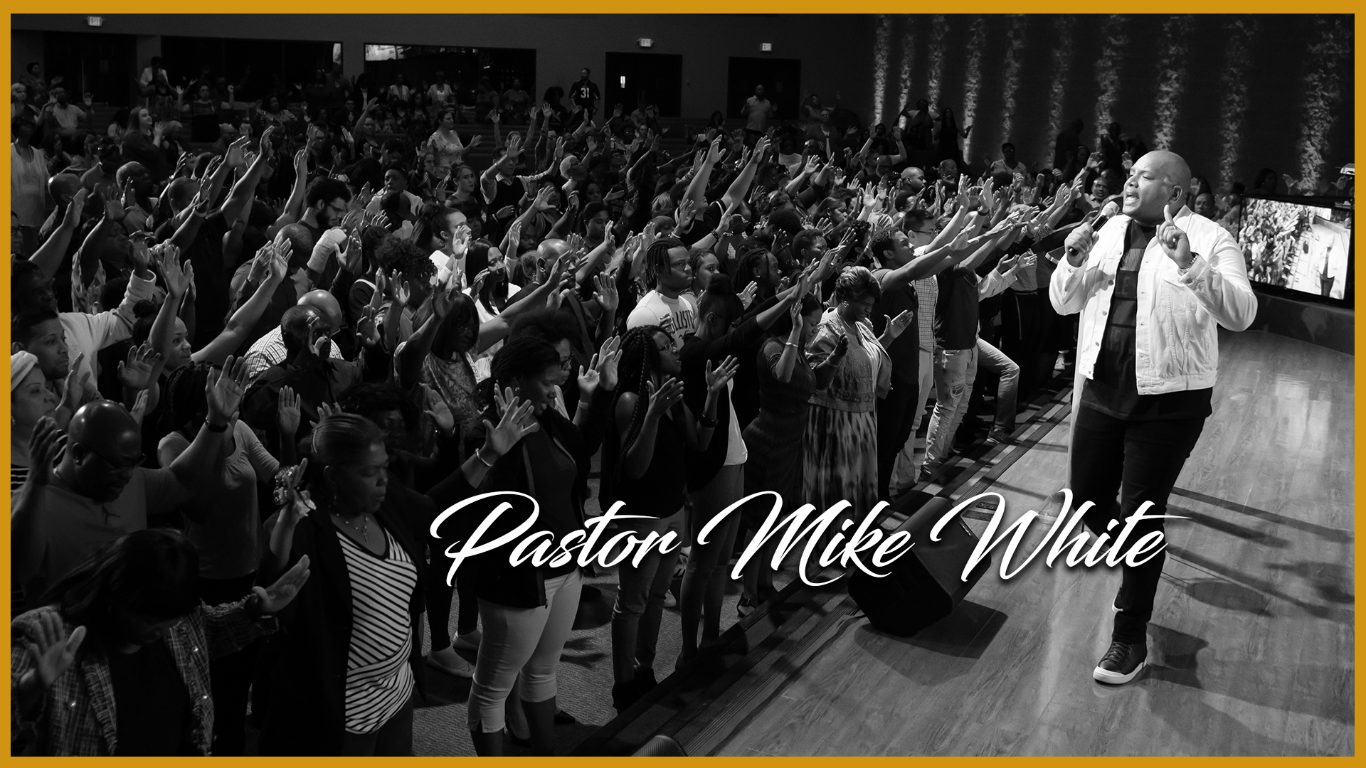 Pastor Mike White
