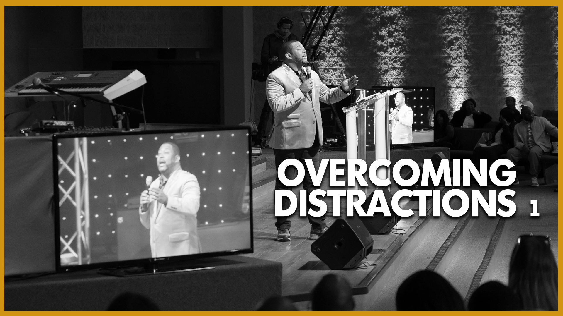 """Overcoming Distractions"""