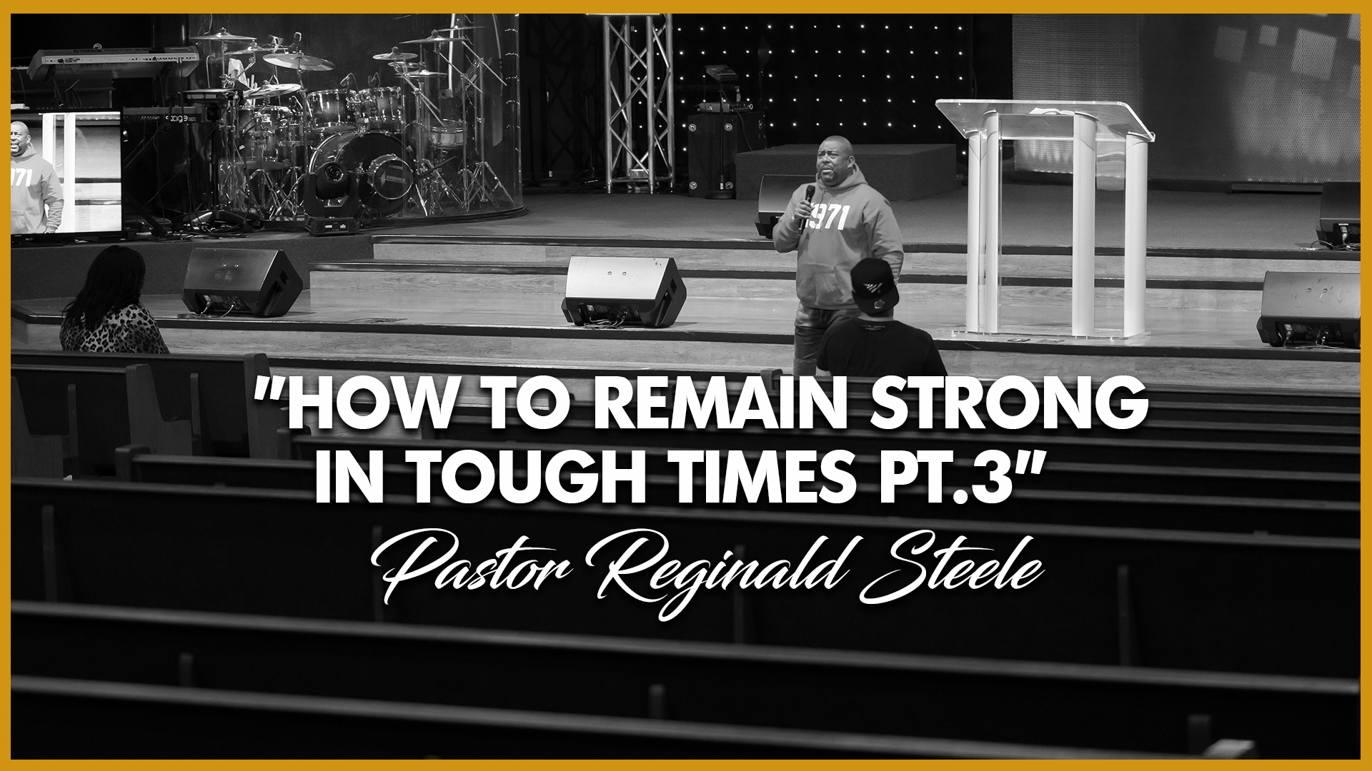 How To Remain Strong In Tough Times Pt. 3