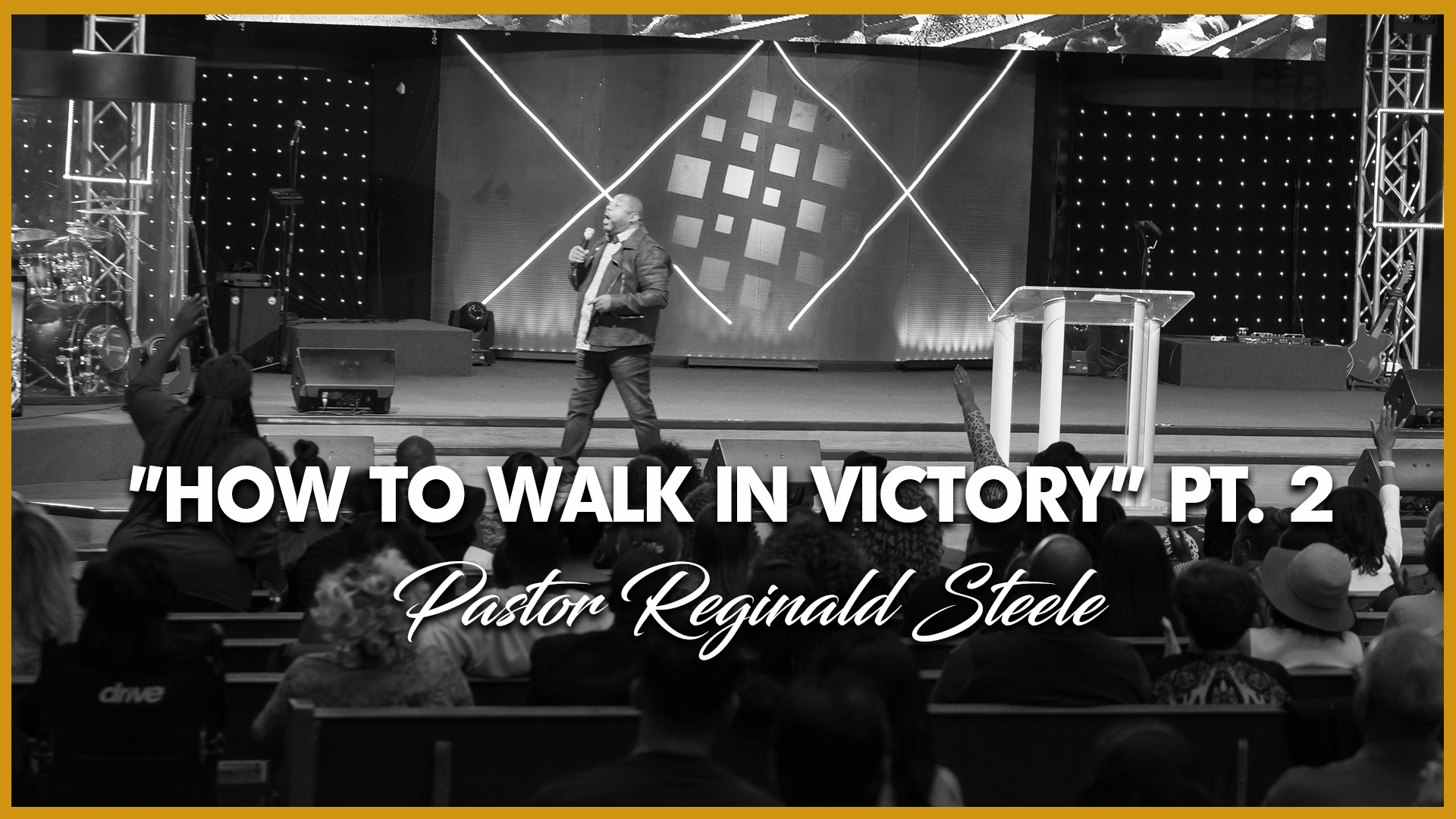 How To Walk In Victory PT.2