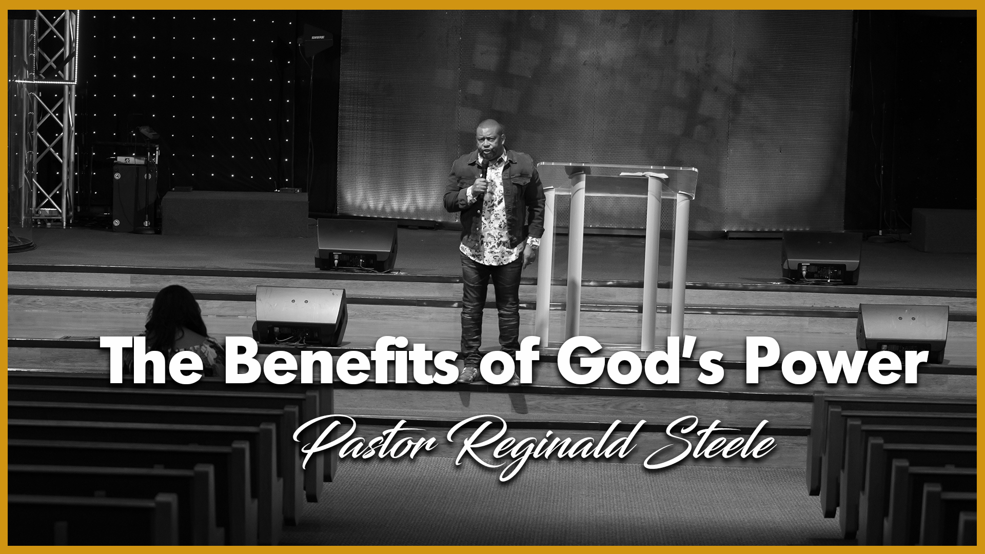 The Benefits Of Having God