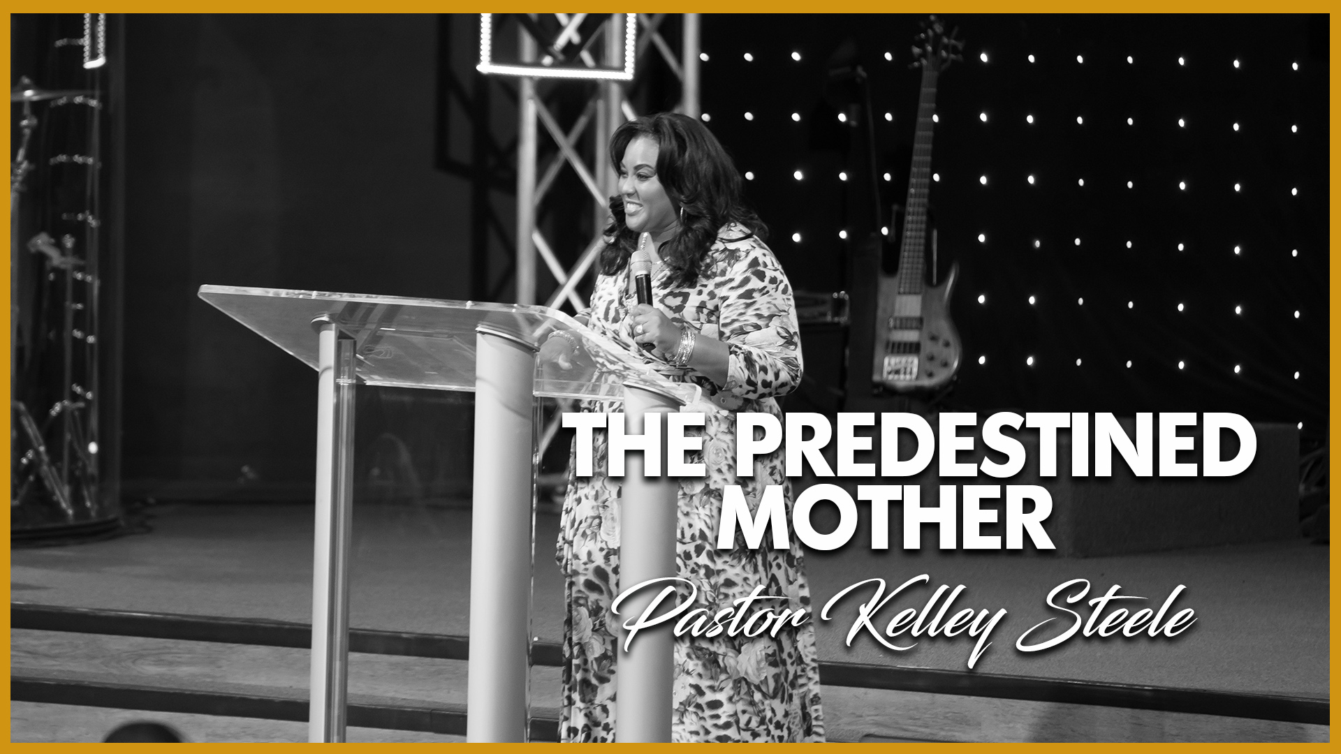 The Predestined Mother
