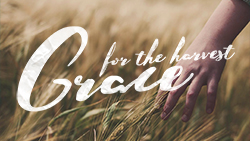 Grace for the Harvest