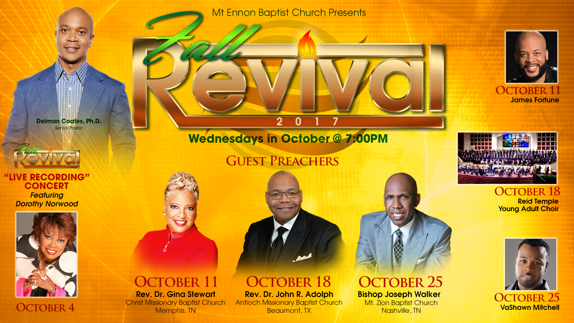 Fall Revival 2017