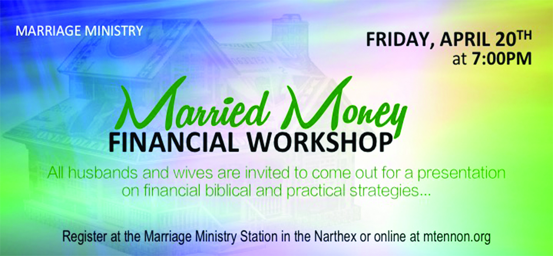 Marriage Financial Workshop