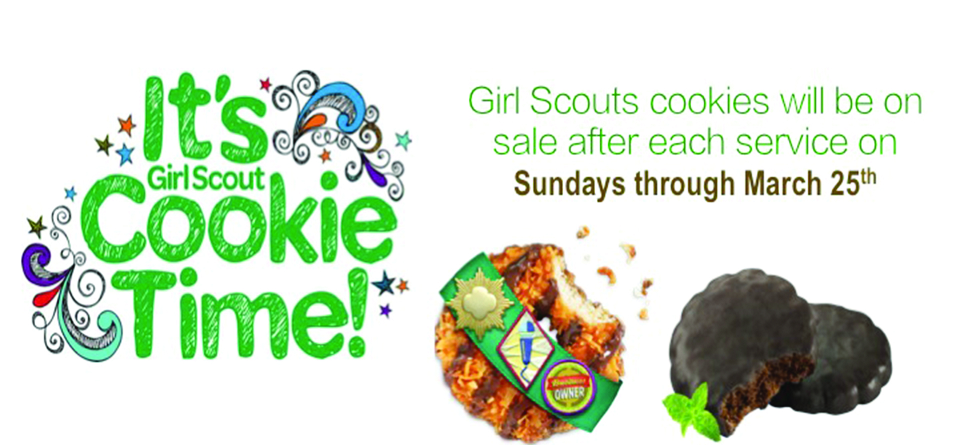 Girl Scouts Cookie Sales