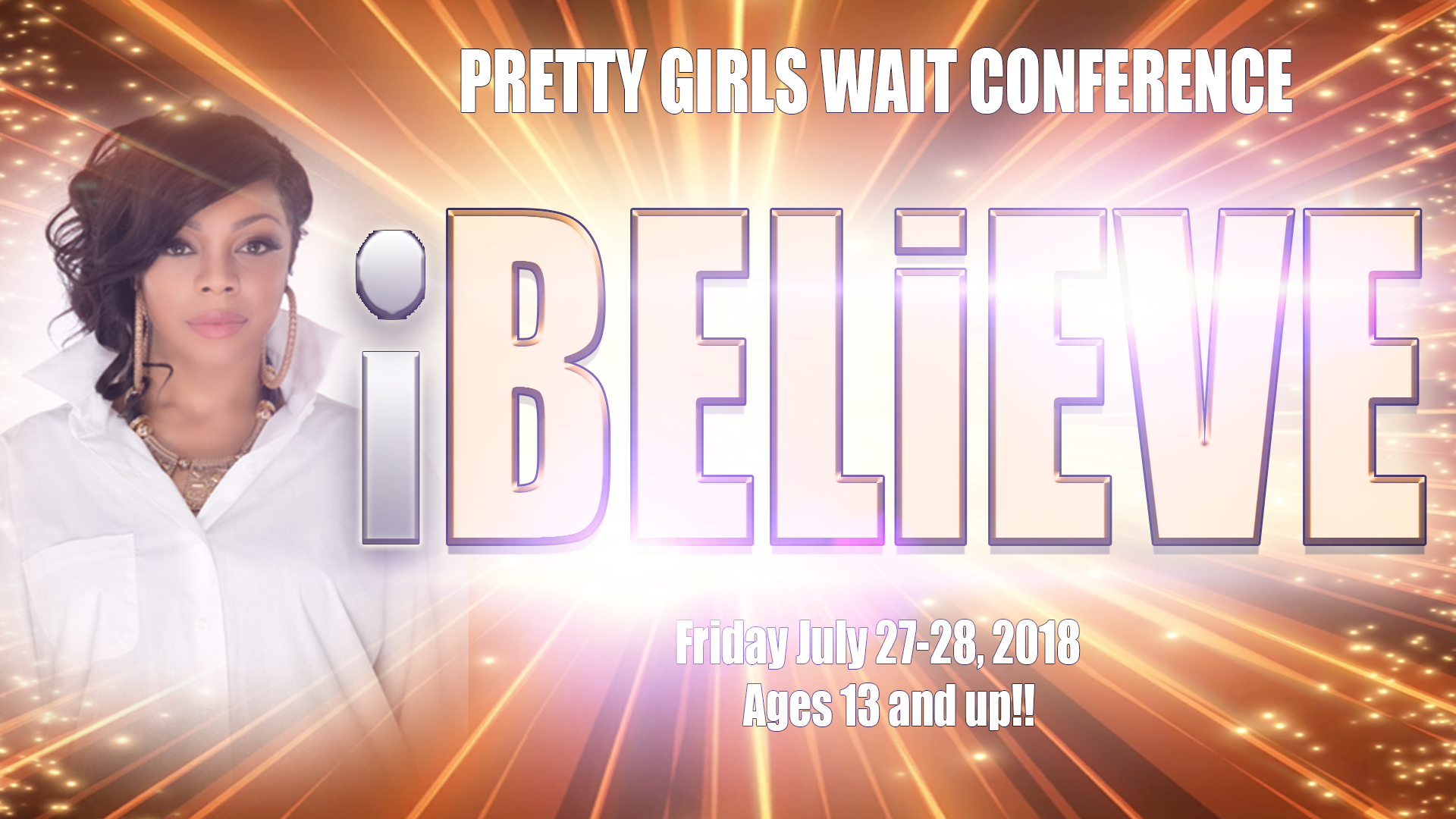 Pretty Girls Wait Conference
