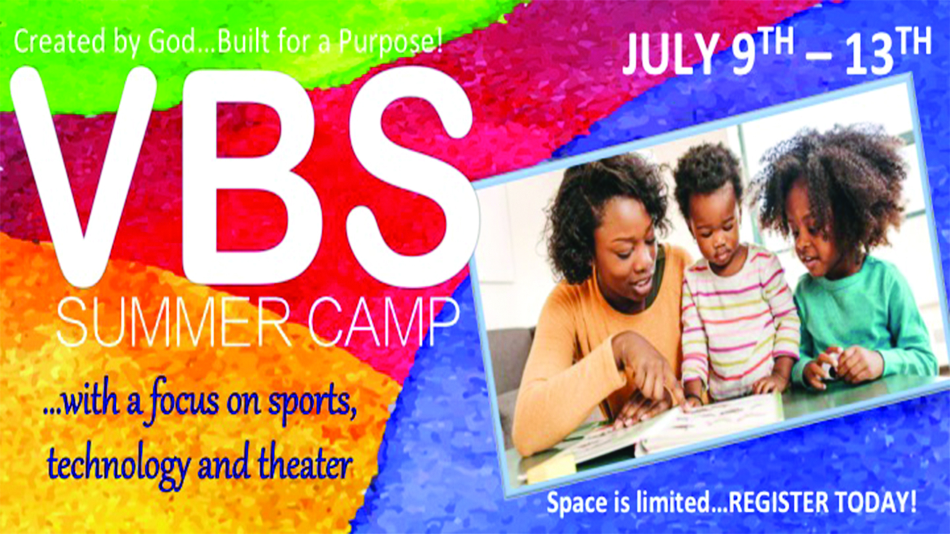 VBS Summer Camp