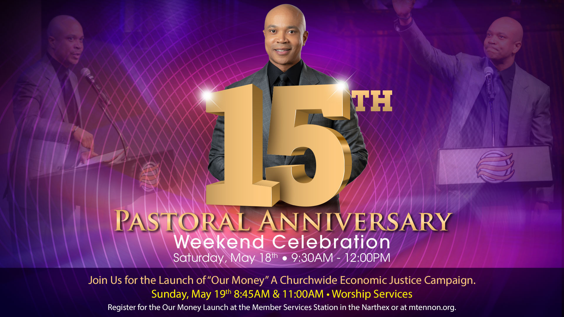 Pastoral 15th Anniversary 2019
