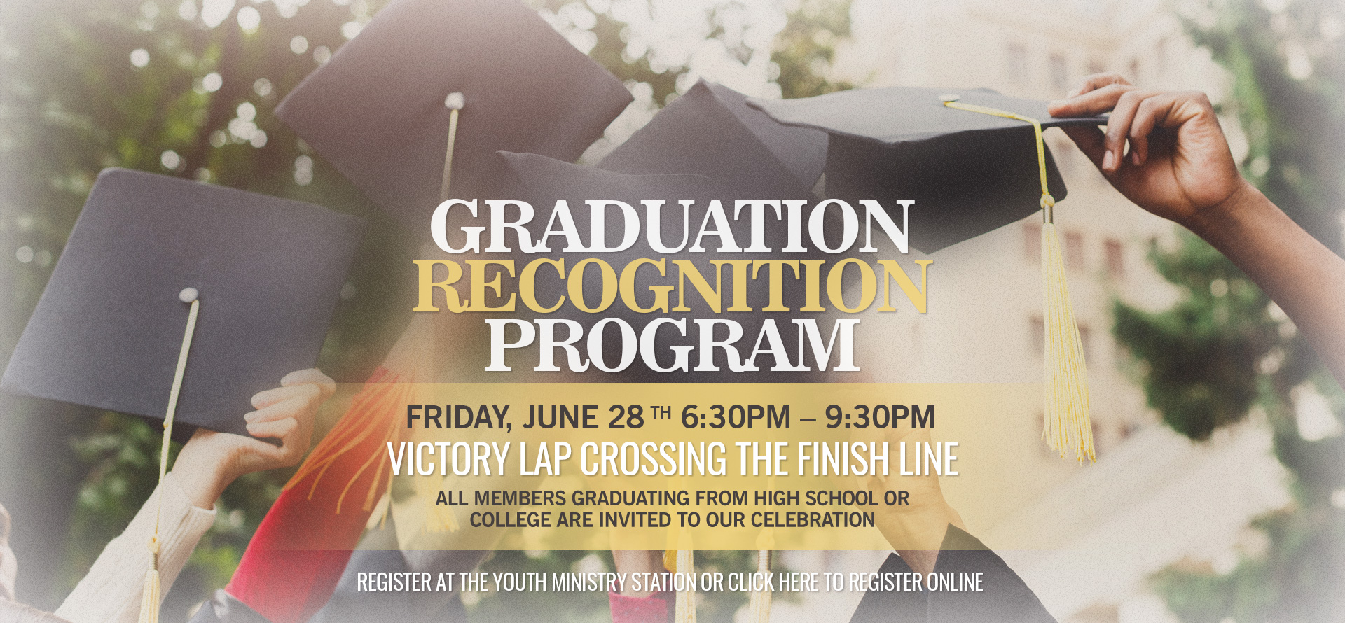 Graduation Recognition Program