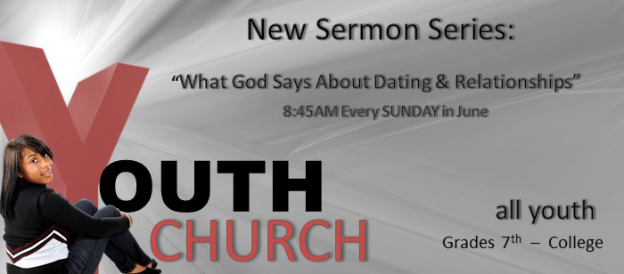 Youth Sermon Series