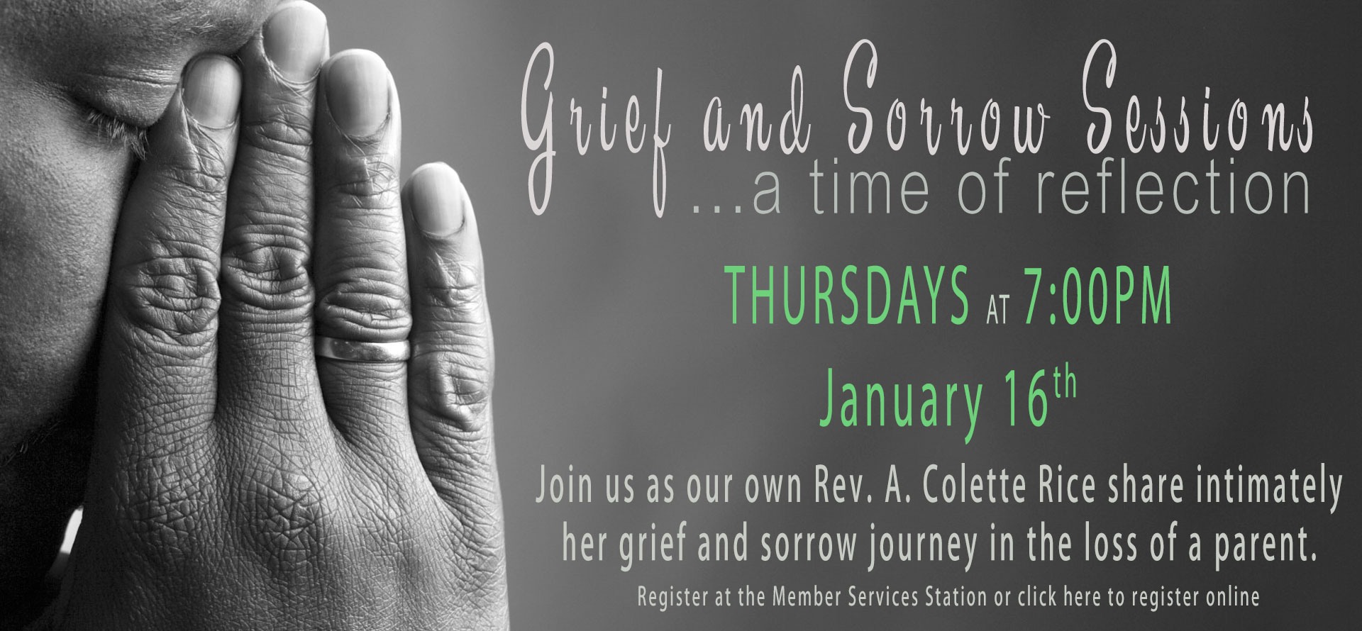 Grief and Sorrow Sessions
