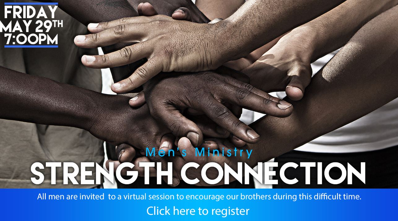 Men's Virtual Strength Connection