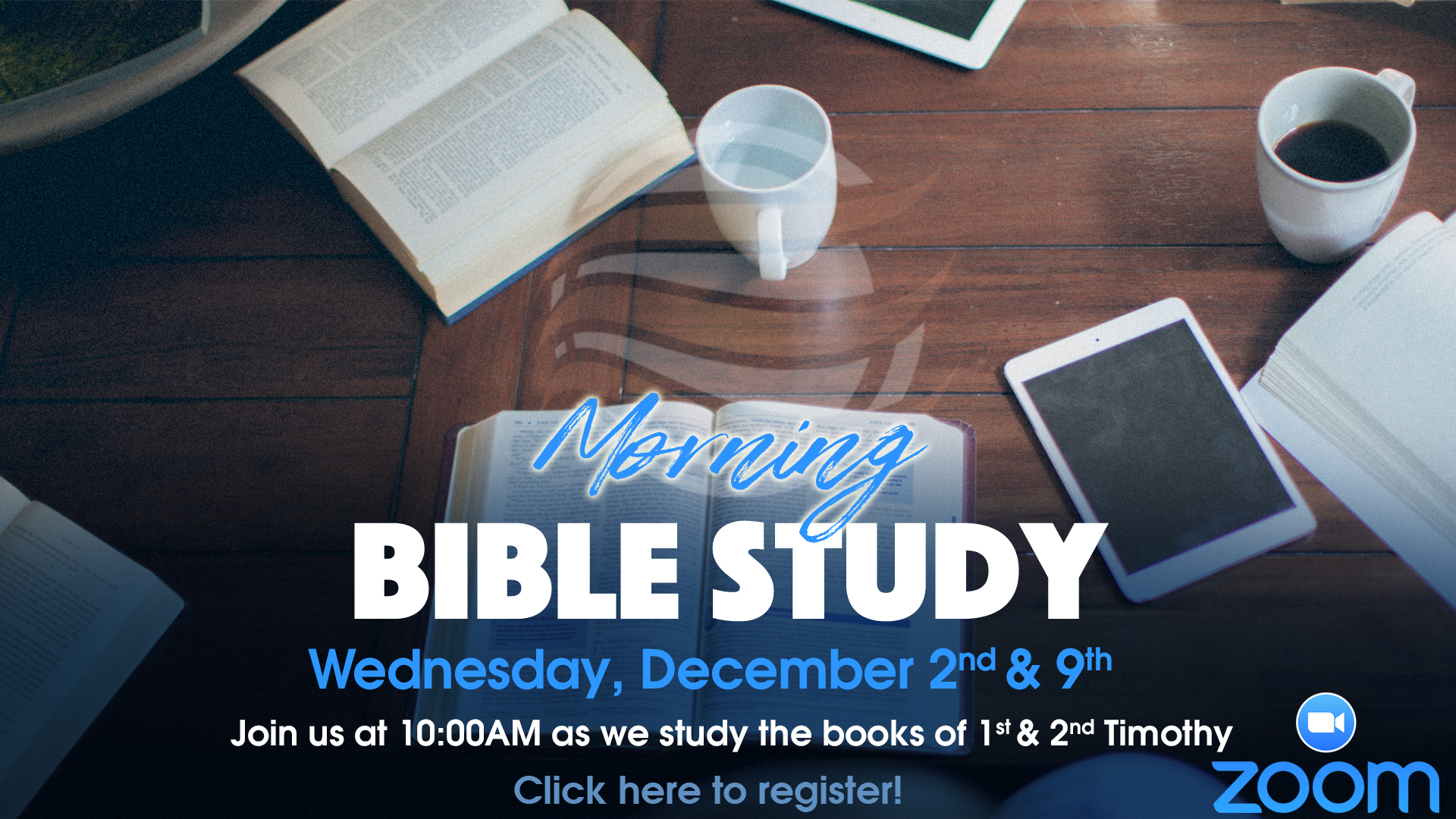 Morning Bible Study December