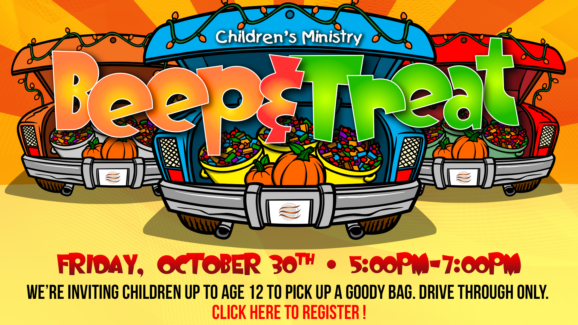 Children's Beep & Treat