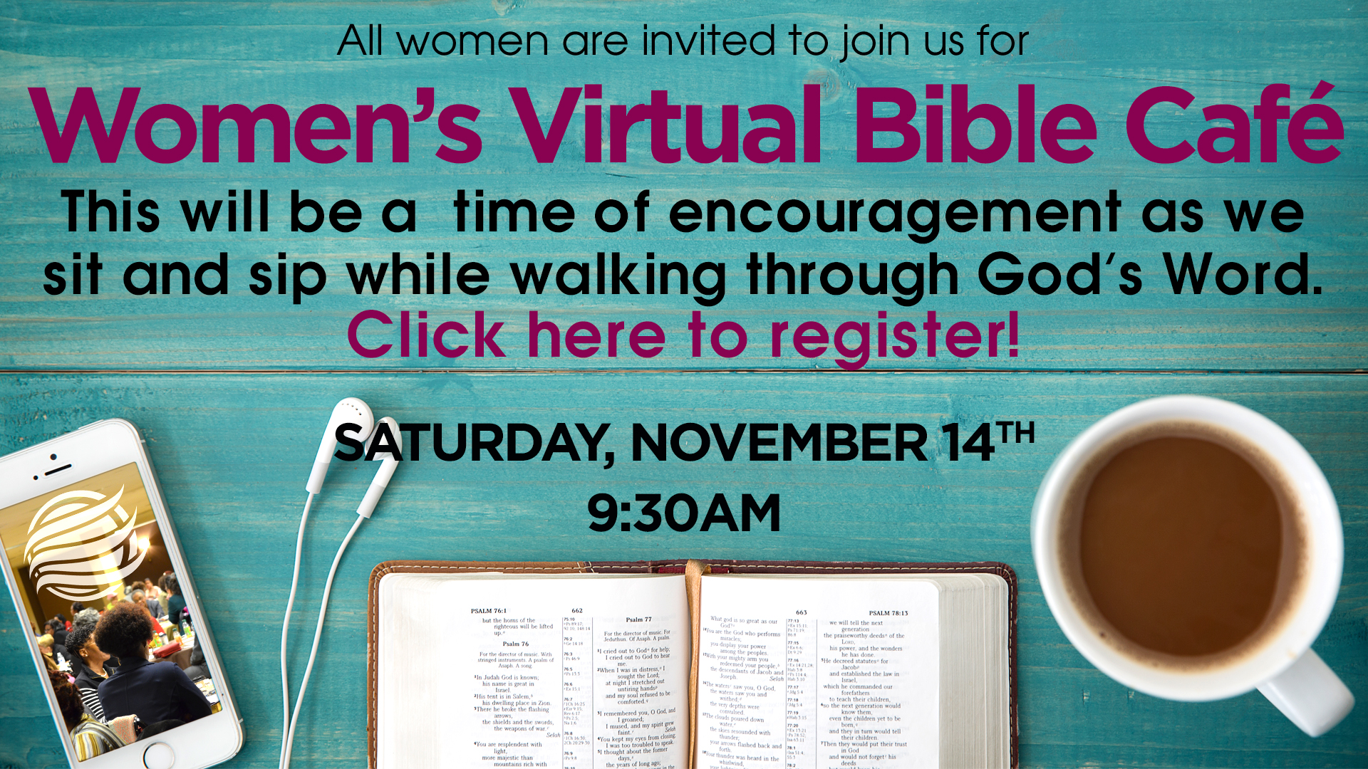Women's Bible Cafe