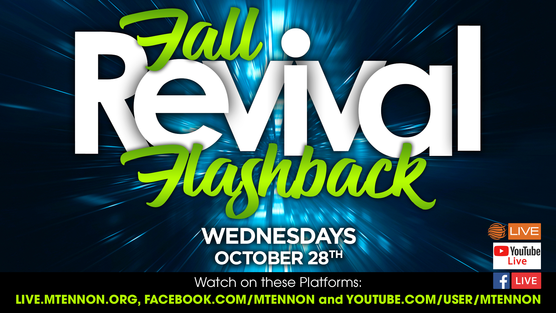 Fall Revival Flashback 2020