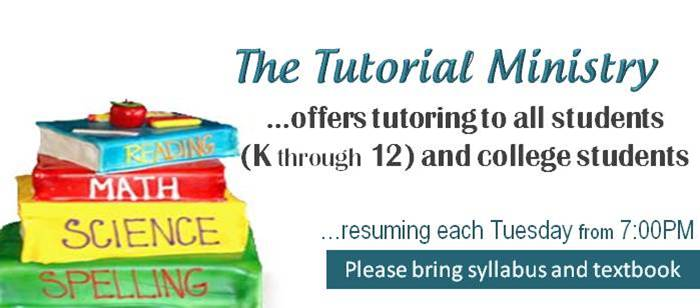 The Tutorial Ministry