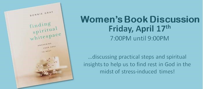 Women's Book Discussion