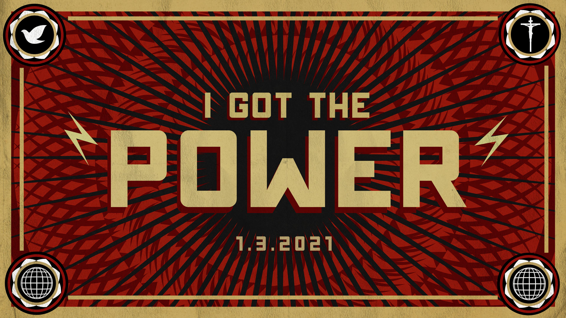 I Got The Power 1.3.2021
