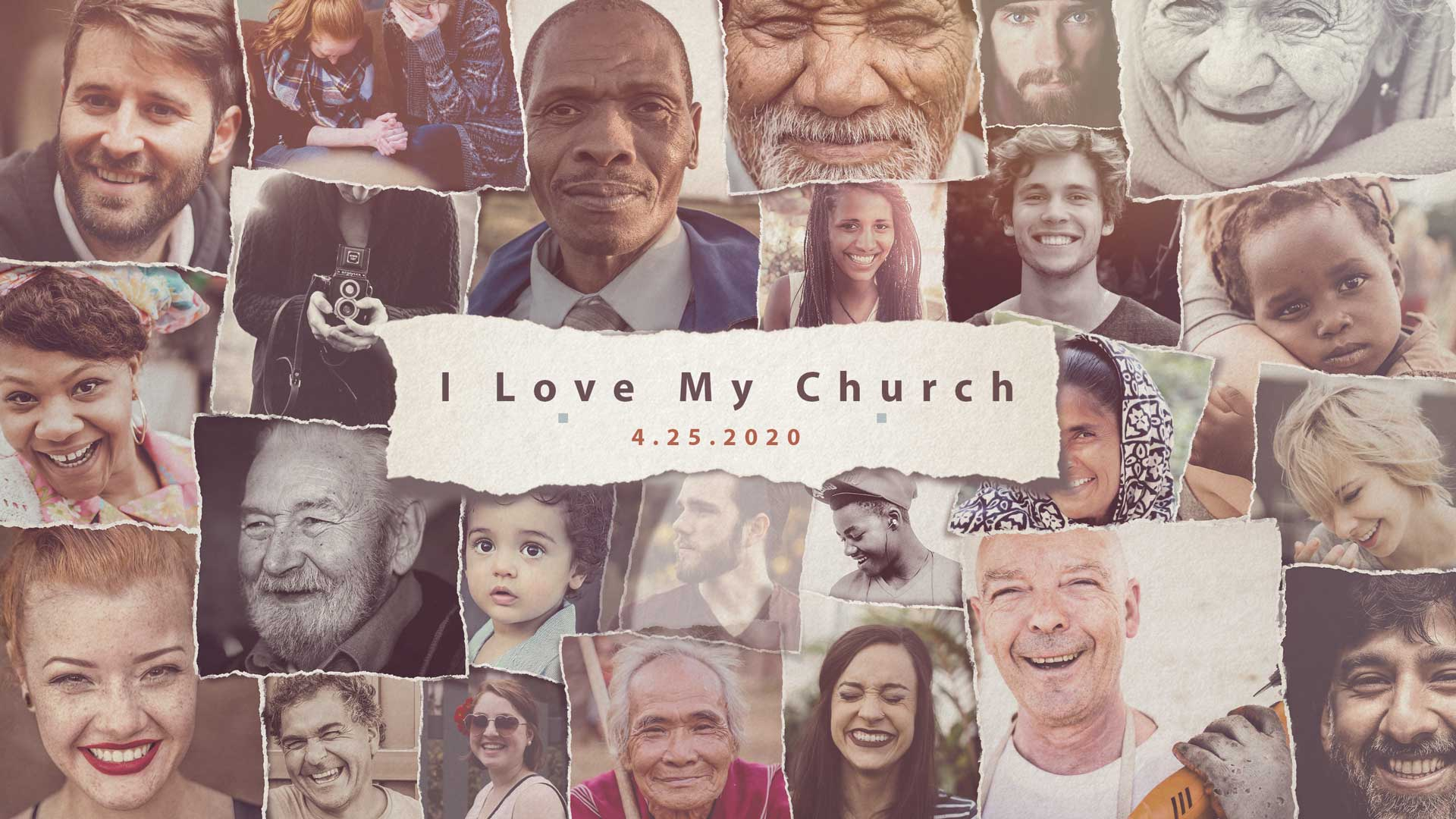 I Love My Church 4.26.2020