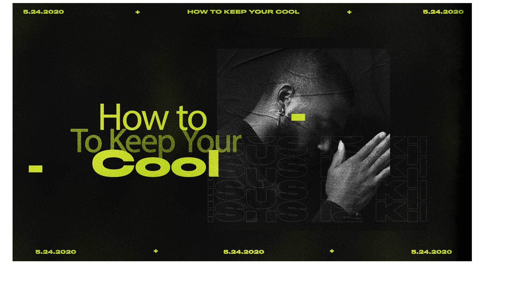 How To Keep Your Cool 5.24.2020