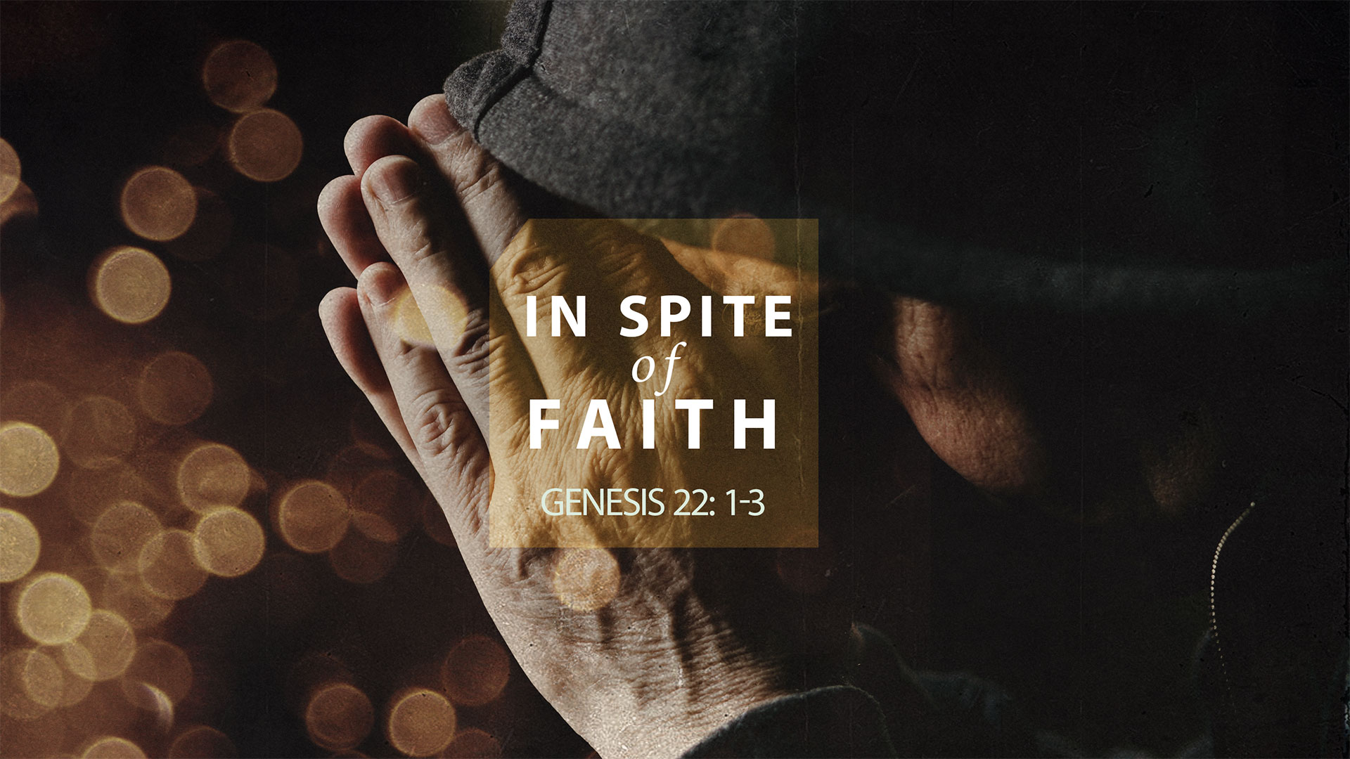 In Spite of Faith 1.1.2017