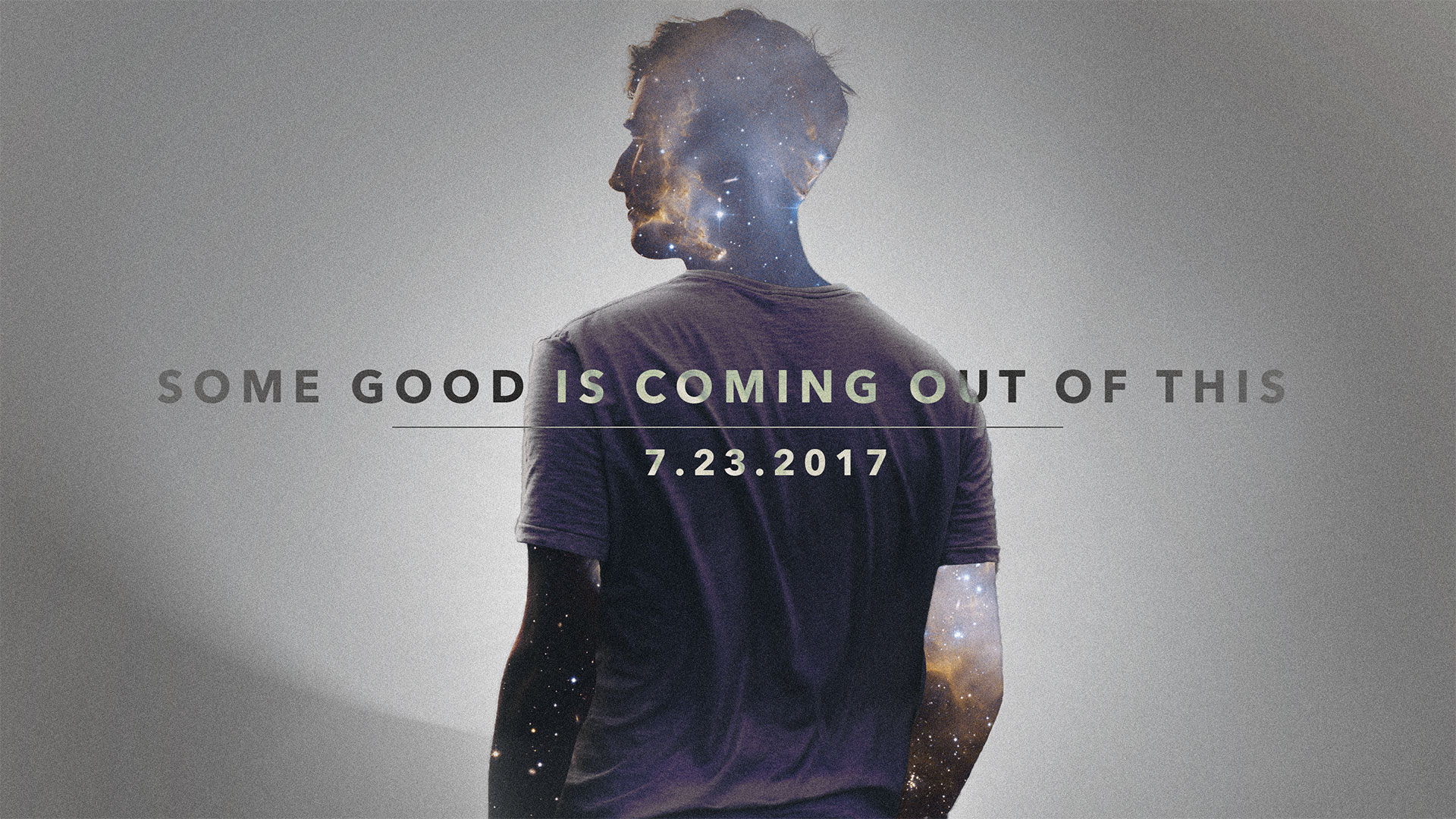 Some Good Is Coming Out of This 7.23.2017