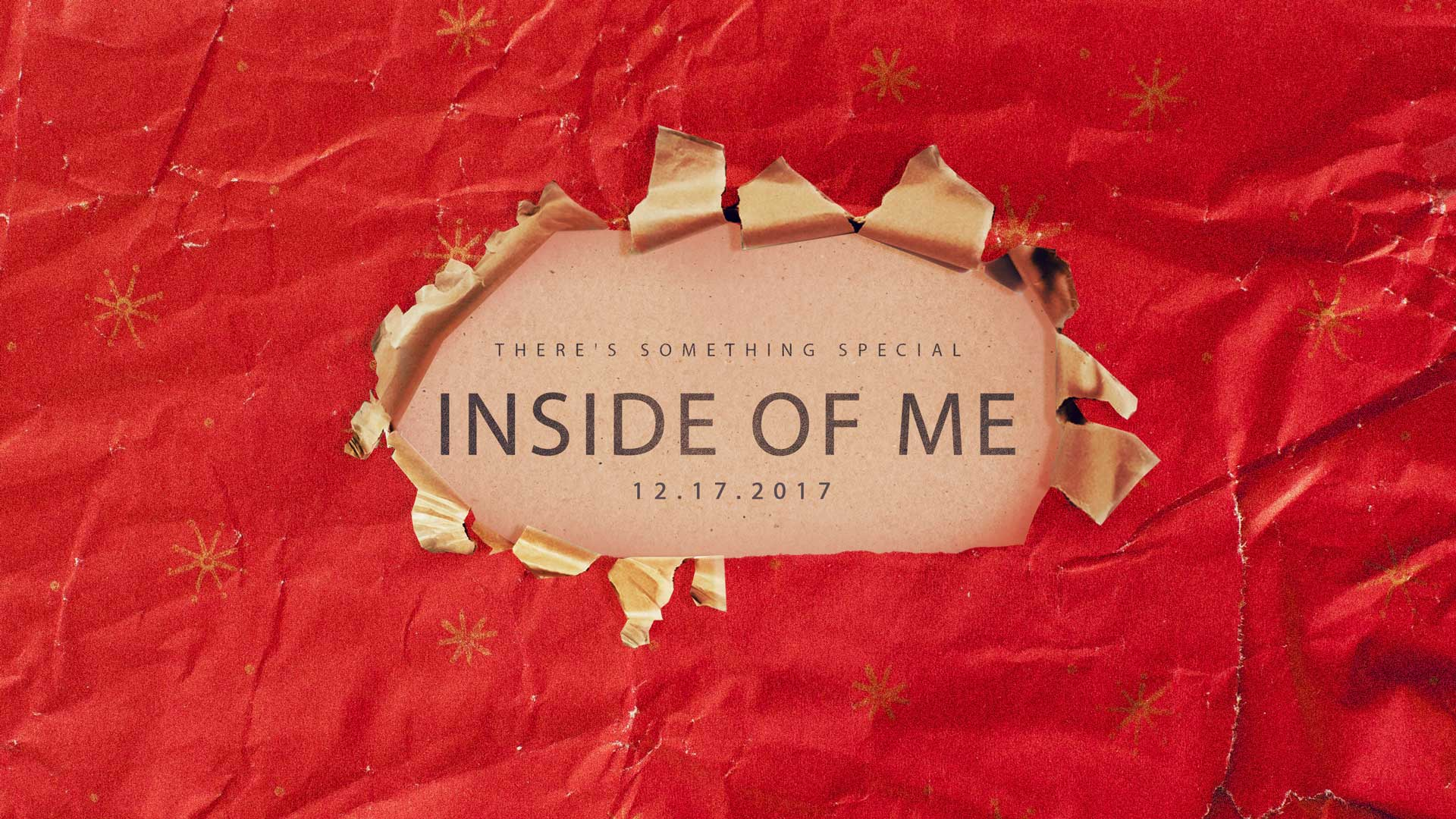 There's Something Special Inside of Me 12.17.2017