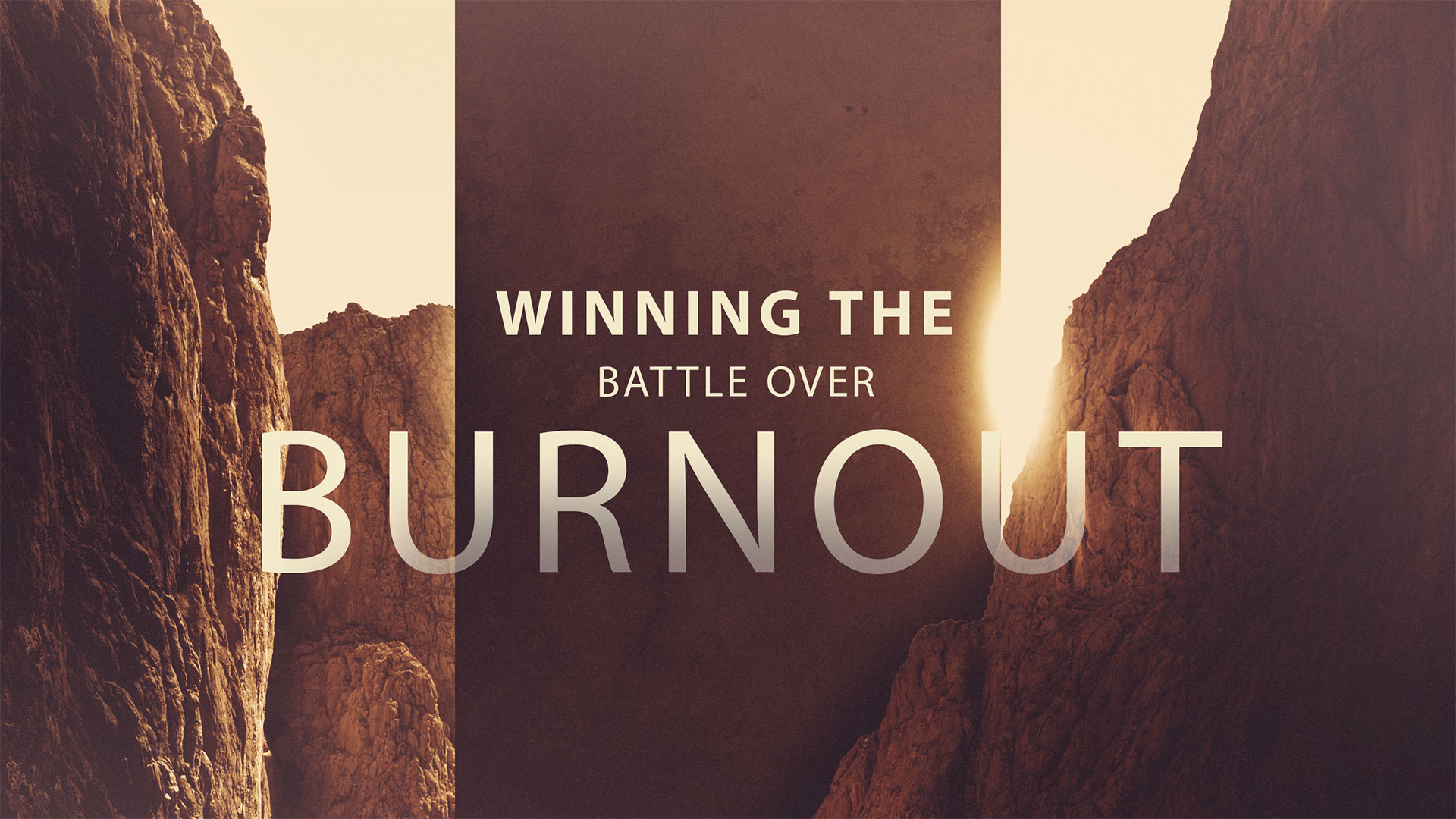 Winning the Battle Over Burnout 1.8.2017
