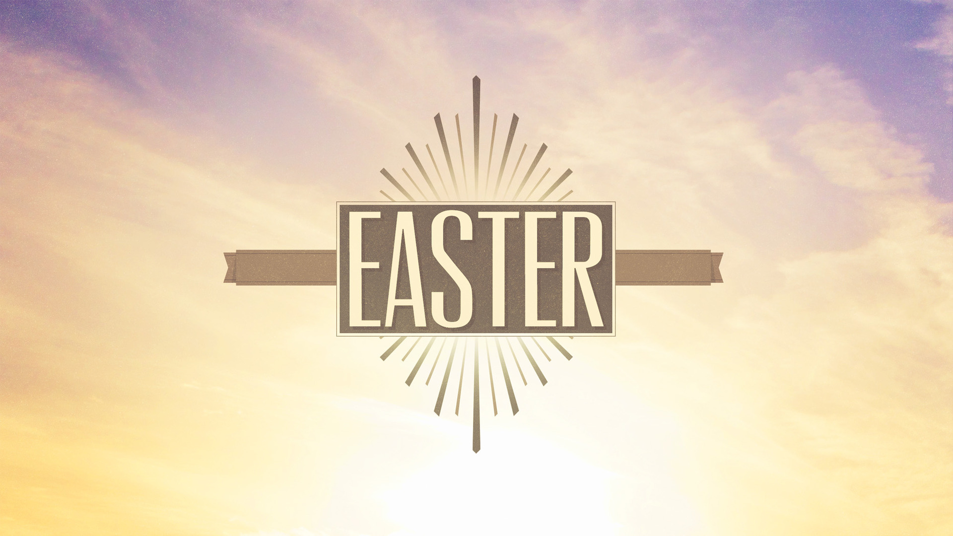 The Easter Song He Loved with a Cross 2016
