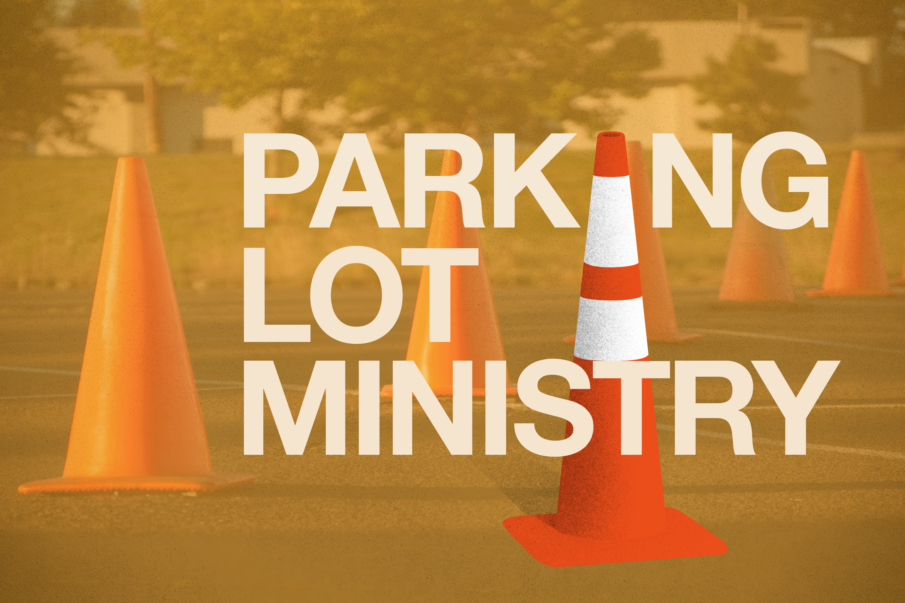 Parking Lot Ministry