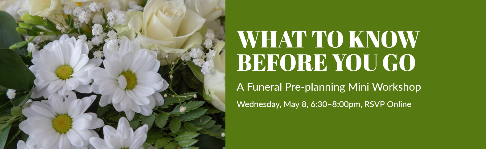 Funeral Planning Workshop