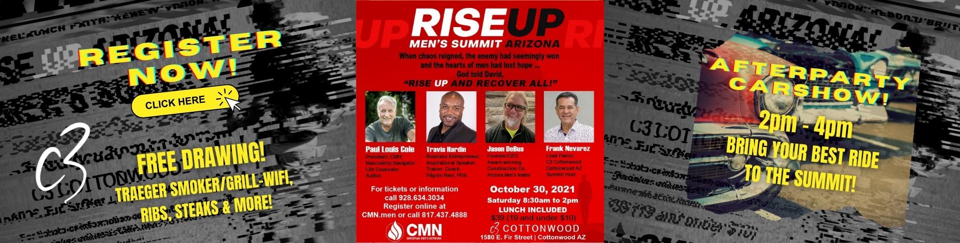 Rise UP Arizona