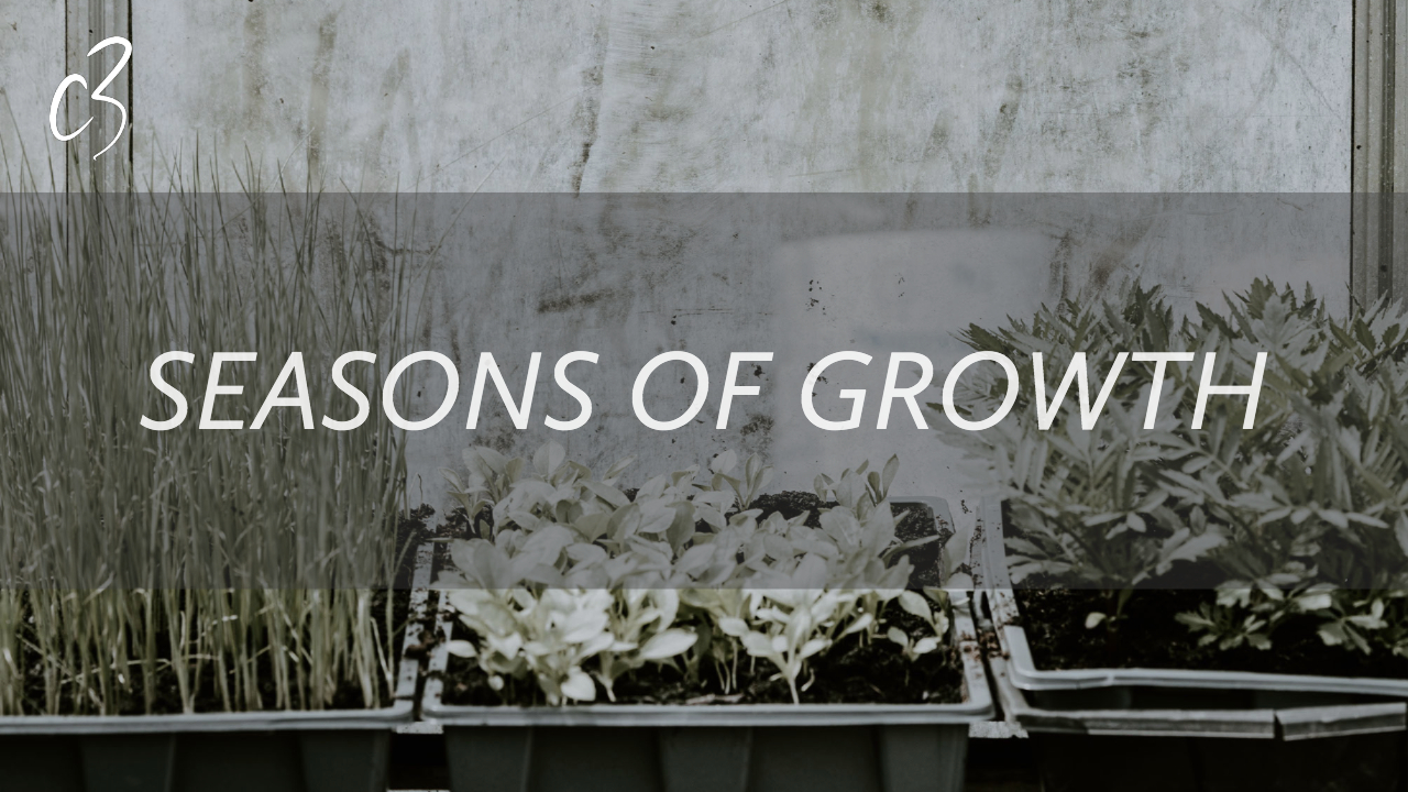 2019 March - Seasons of Growth