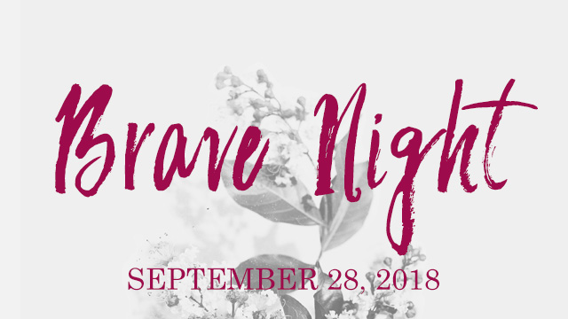 Brave Night September 2018