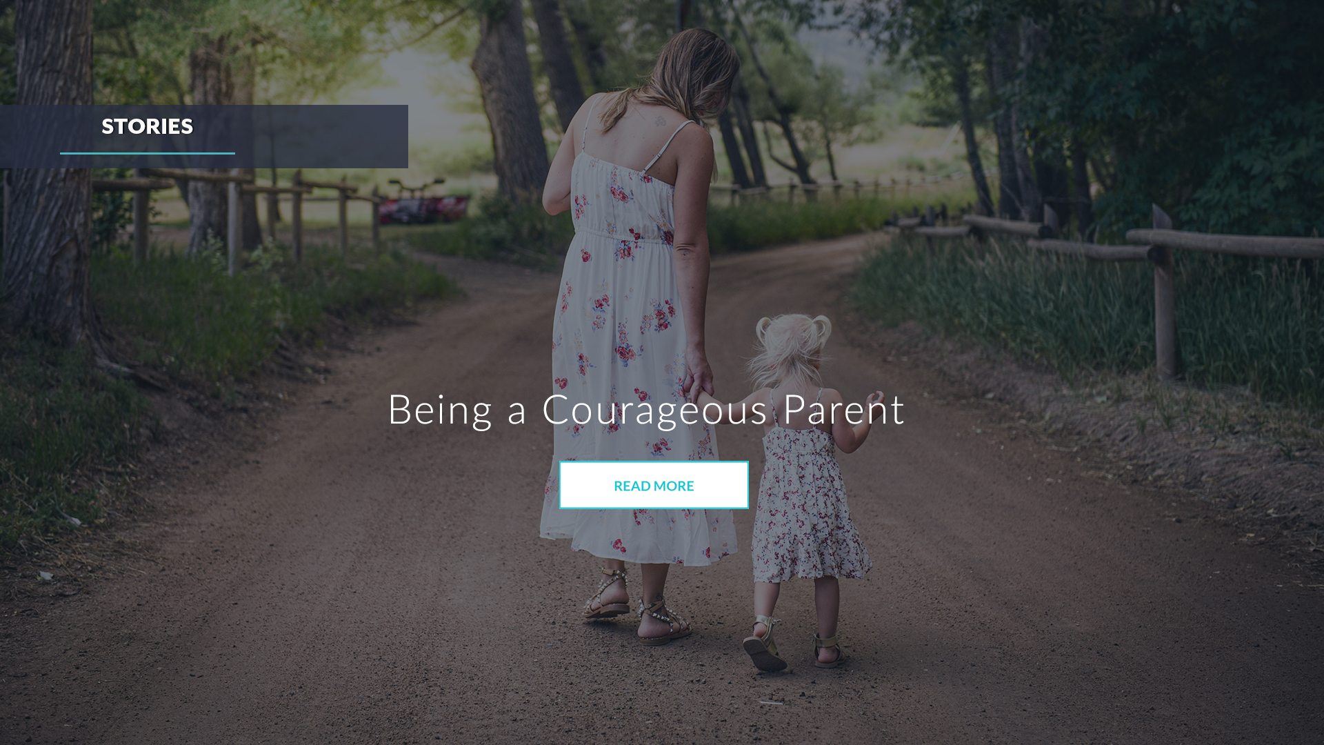 Being a Courageous Parent