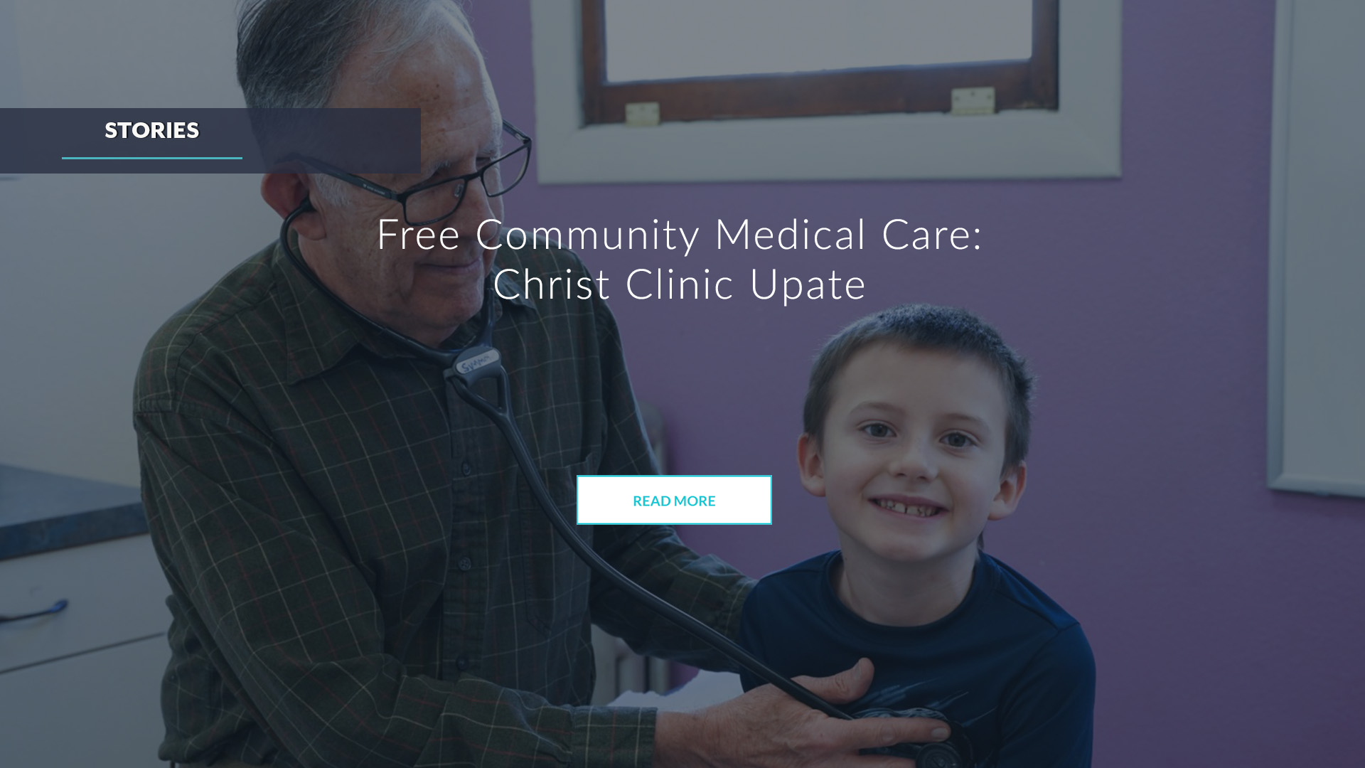 Christ Clinic Update