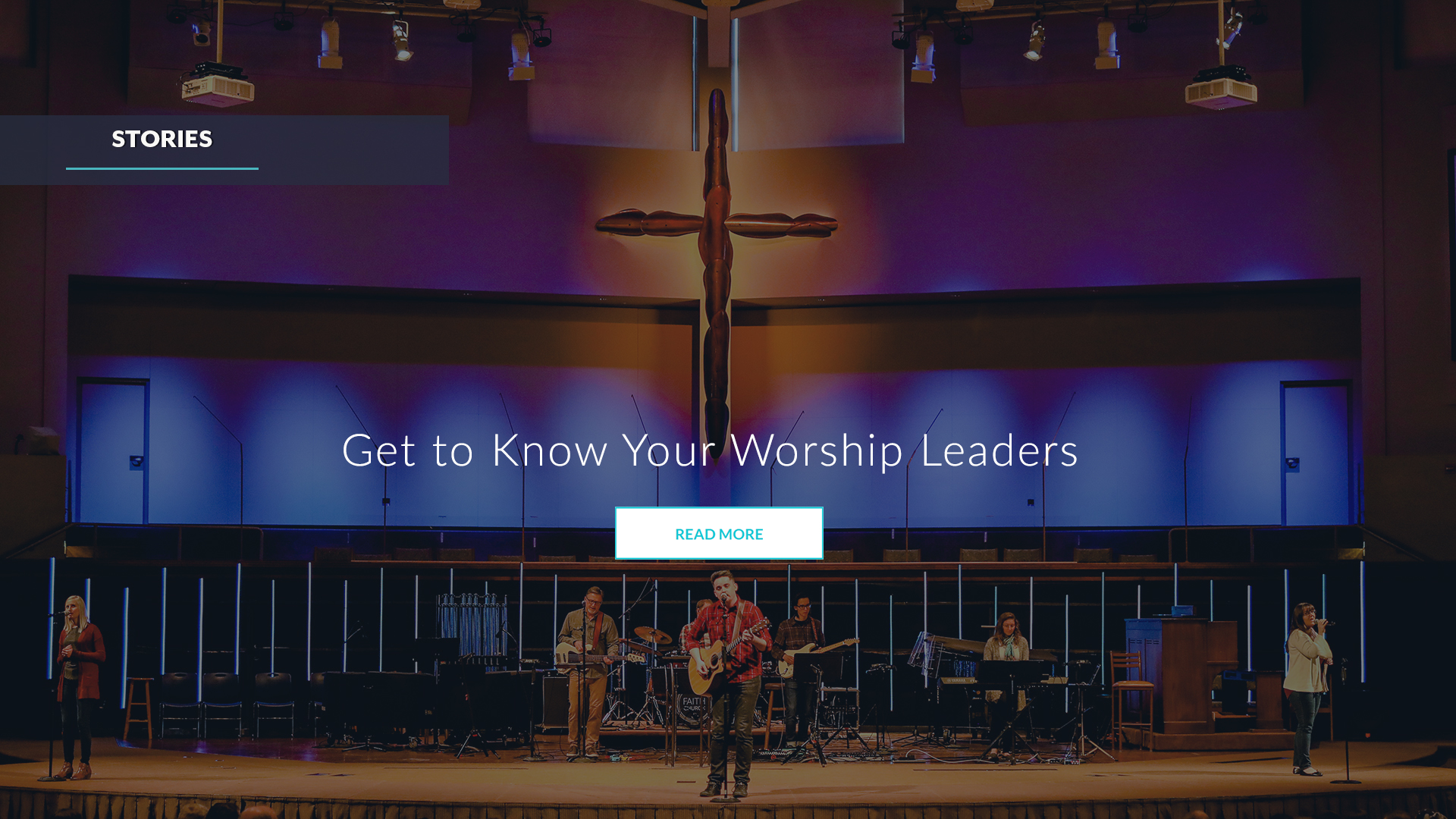 Get to Know Your Worship Leaders