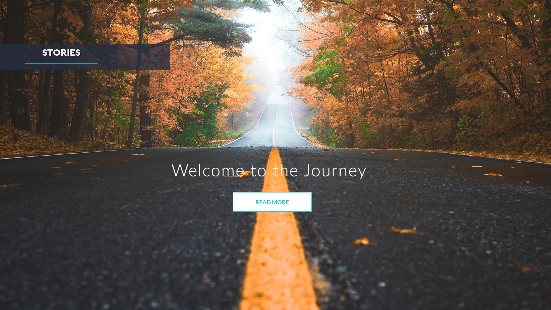 Welcome to the Journey