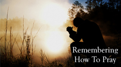 Remembering How To Pray - 2001