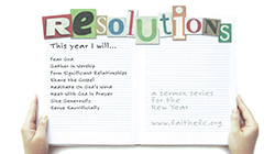 Resolutions - 2012