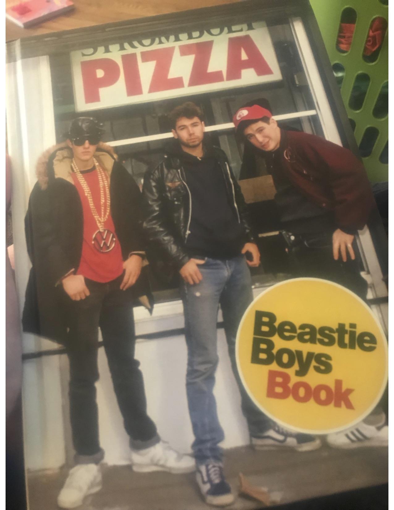 Beastie Boys Christmas.The Gospel According To The Beastie Boys Episcopal