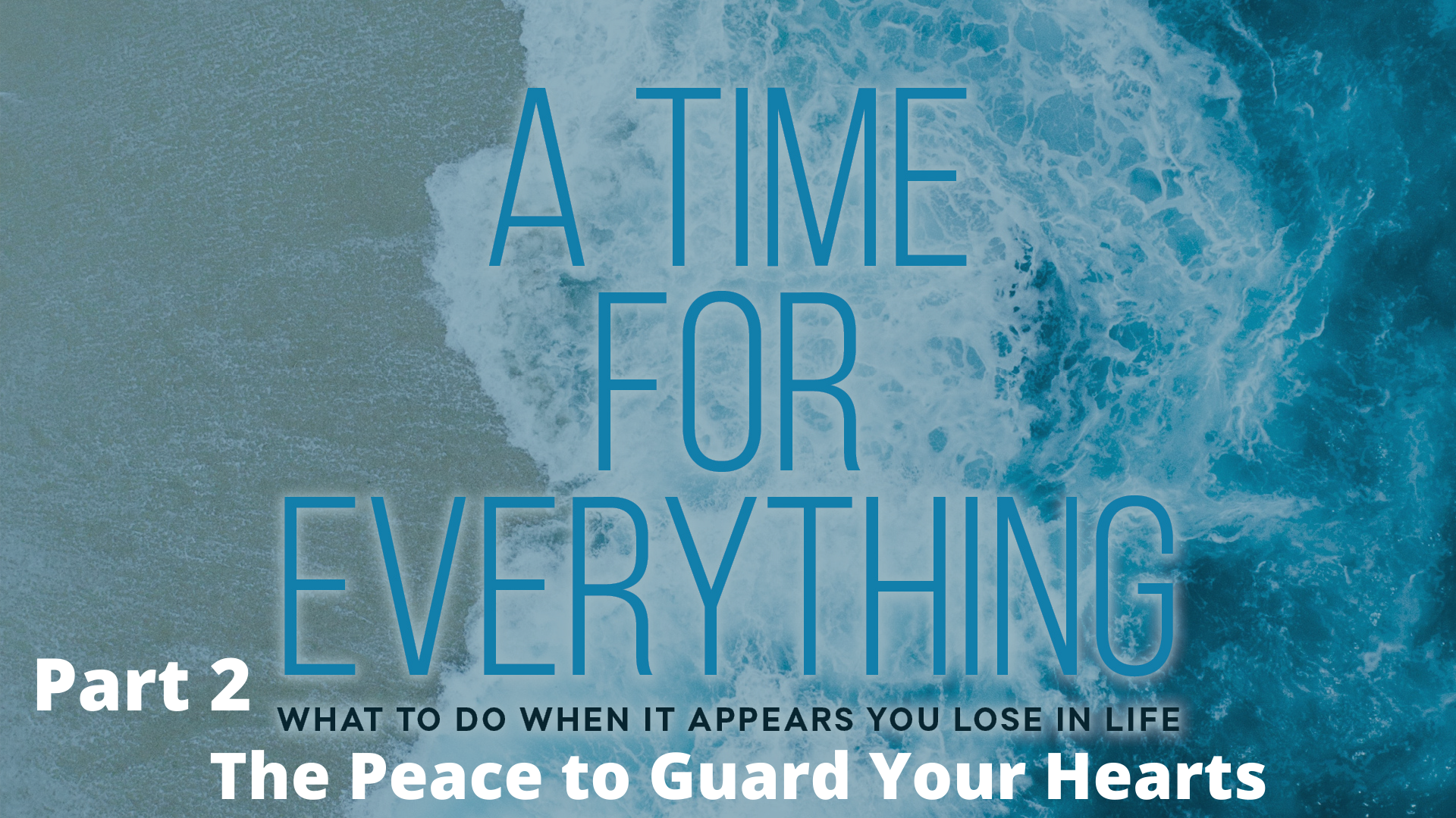 The Peace to Guard Your Hearts