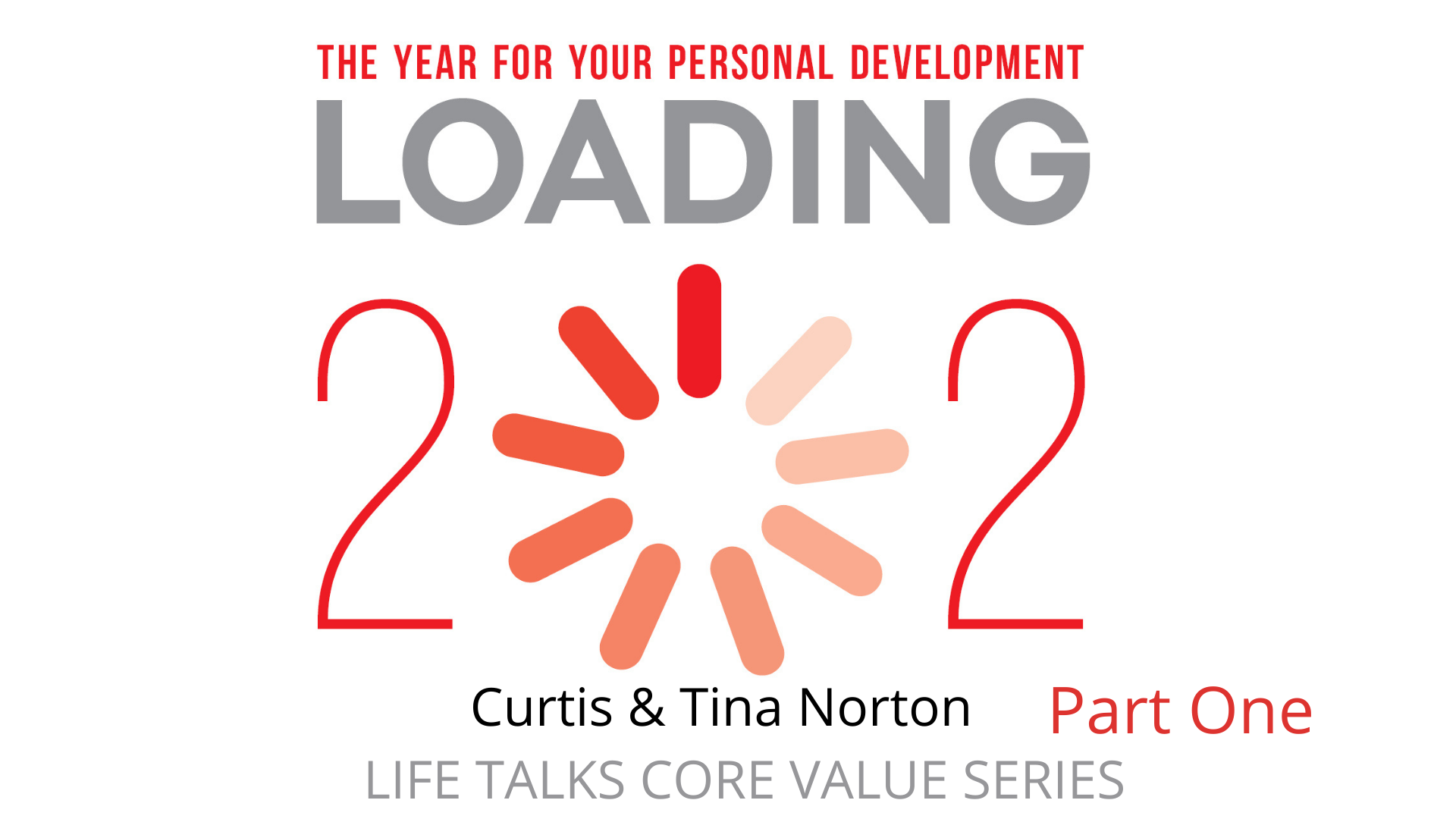 The Year for Your Personal Development