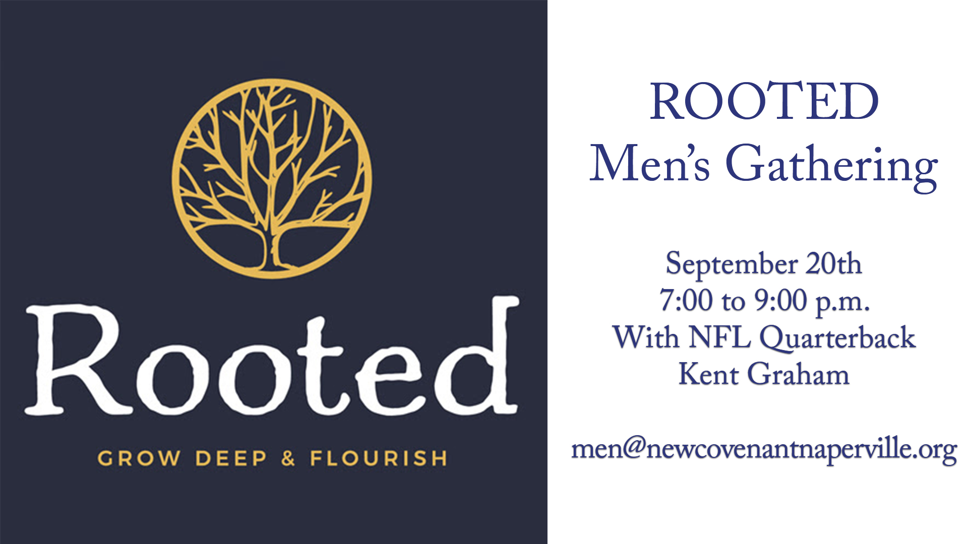 Rooted Men